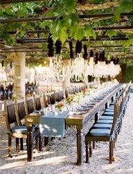 Long table 12